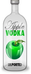 Apple-Vodka