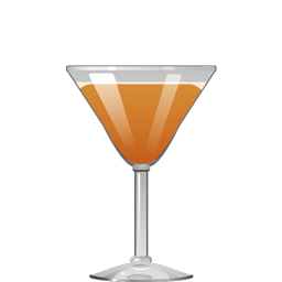 Brown Derby cocktail with bourbon, grapefruit juice, and honey syrup