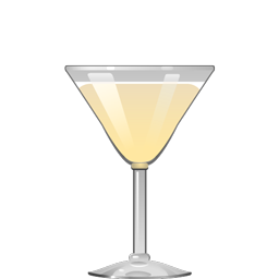 A Corpse in Seville cocktail, with gin, COintreau, Cocchi Americano, absinthe, lemon juice, egg white, and Seville orange marmalade