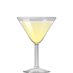East Village Athletic Club cocktail with blanco tequila, yellow Chartreuse, Grand Marnier, and lemon juice