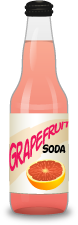 Grapefruit-Soda
