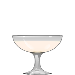 Mauresque cocktail with orgeat and absinthe
