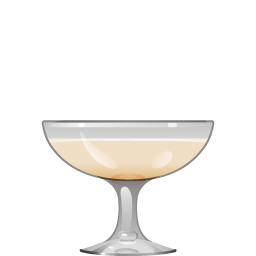 Pegu Club cocktail with gin and orange curaçao