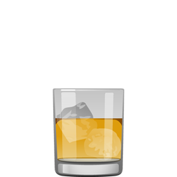 Rusty Nail cocktail with Scotch and Drambuie