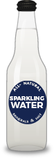 Sparkling water cocktail ingredient