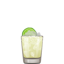 Tommy's Margarita cocktail recipe with tequila, lime juice, and agave nectar