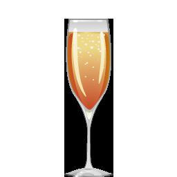 Tulio Oro limoncello and sparkling wine cocktail