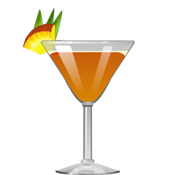 U.S.S. Wondrich sherry cocktail
