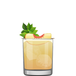 Whiskey-Peach-Smash
