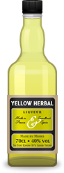 Yellow-Herbal-Liqueur